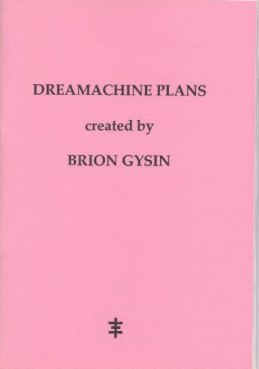 Dreamachine Plans
