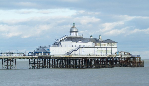 The pier at Eastbourne