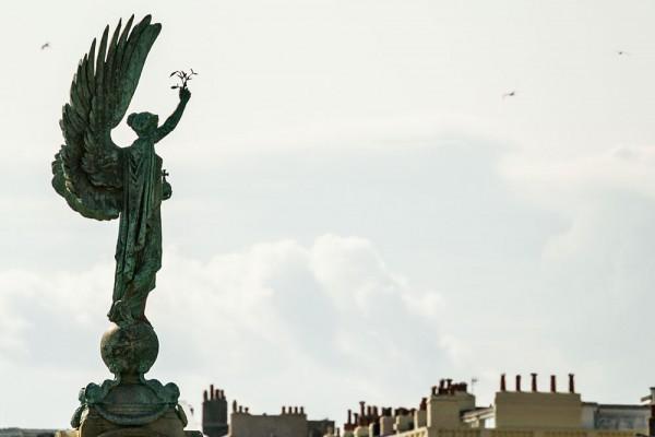 Peace Statue Brighton and Hove