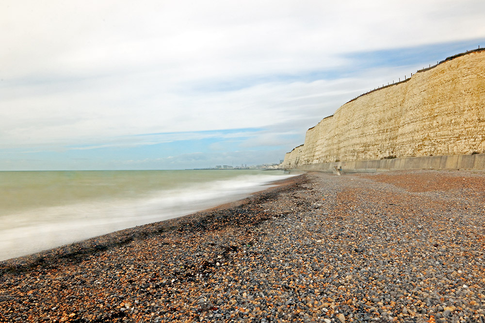 rottingdean shoreline